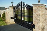 столбы для ворот